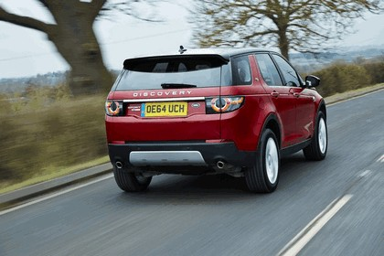 2015 Land Rover Discovery Sport - UK version 17