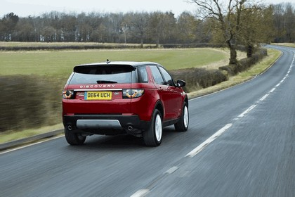 2015 Land Rover Discovery Sport - UK version 18
