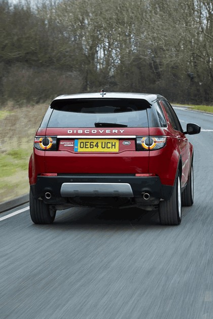 2015 Land Rover Discovery Sport - UK version 19