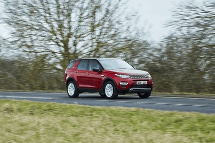 2015 Land Rover Discovery Sport - UK version 22