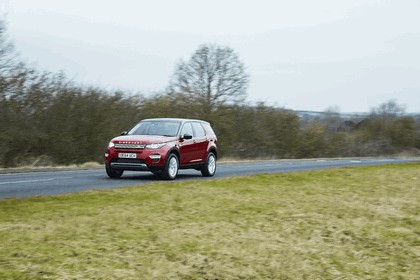 2015 Land Rover Discovery Sport - UK version 25