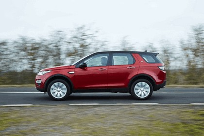 2015 Land Rover Discovery Sport - UK version 26