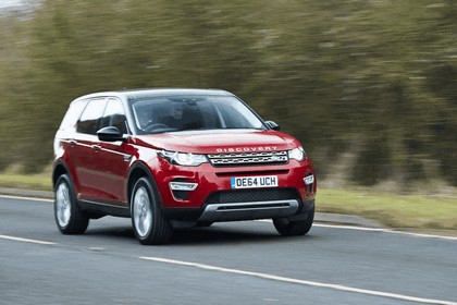2015 Land Rover Discovery Sport - UK version 27