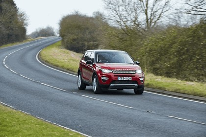 2015 Land Rover Discovery Sport - UK version 29