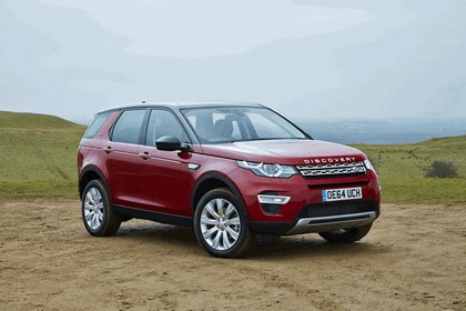 2015 Land Rover Discovery Sport - UK version 30