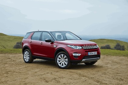2015 Land Rover Discovery Sport - UK version 31
