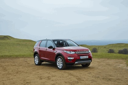 2015 Land Rover Discovery Sport - UK version 32