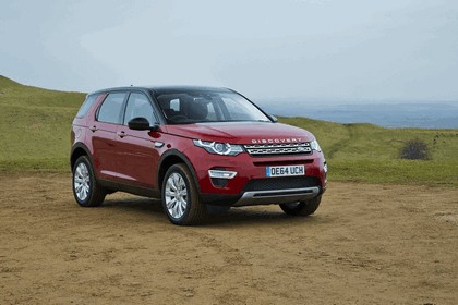 2015 Land Rover Discovery Sport - UK version 34