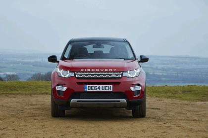 2015 Land Rover Discovery Sport - UK version 35