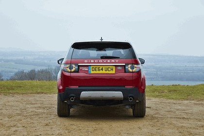 2015 Land Rover Discovery Sport - UK version 37