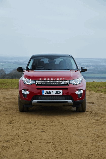 2015 Land Rover Discovery Sport - UK version 38