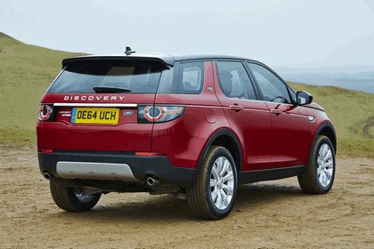 2015 Land Rover Discovery Sport - UK version 41