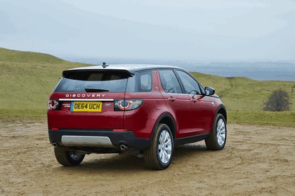 2015 Land Rover Discovery Sport - UK version 42