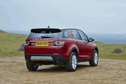 2015 Land Rover Discovery Sport - UK version 43