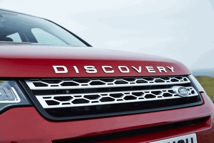 2015 Land Rover Discovery Sport - UK version 47