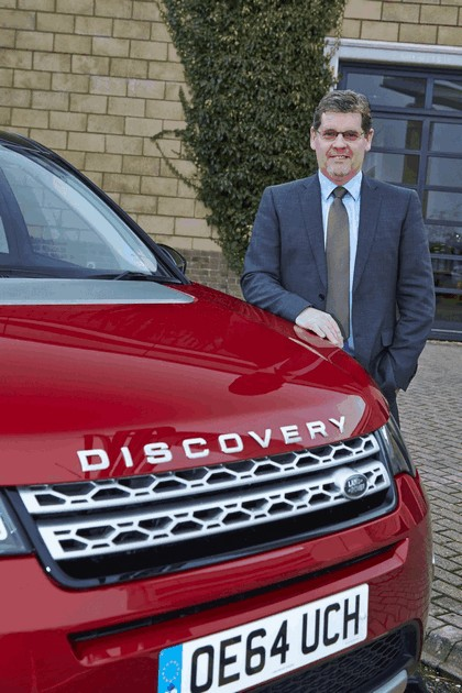 2015 Land Rover Discovery Sport - UK version 58