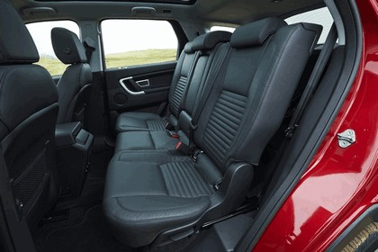2015 Land Rover Discovery Sport - UK version 62
