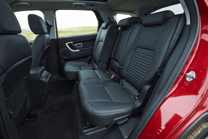 2015 Land Rover Discovery Sport - UK version 63