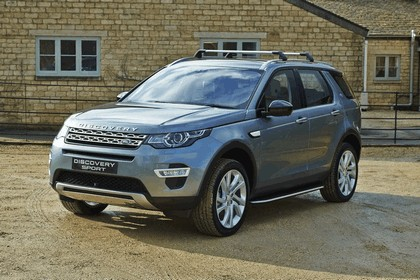 2015 Land Rover Discovery Sport - UK version 67
