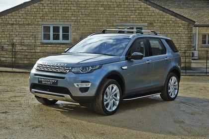 2015 Land Rover Discovery Sport - UK version 68