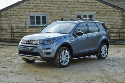2015 Land Rover Discovery Sport - UK version 69
