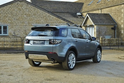 2015 Land Rover Discovery Sport - UK version 71