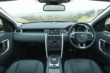 2015 Land Rover Discovery Sport - UK version 81