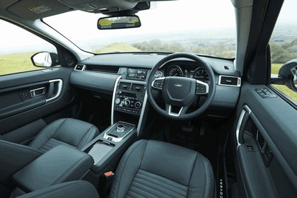 2015 Land Rover Discovery Sport - UK version 82