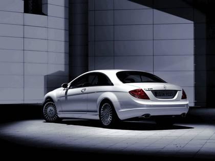 2007 Mercedes-Benz CL600 2