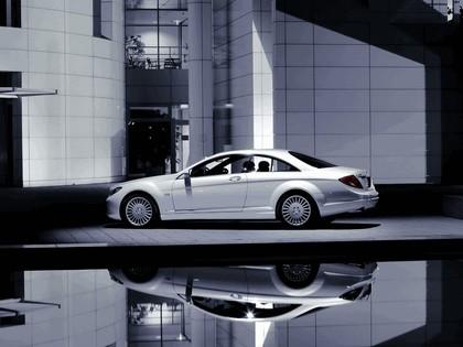 2007 Mercedes-Benz CL600 4