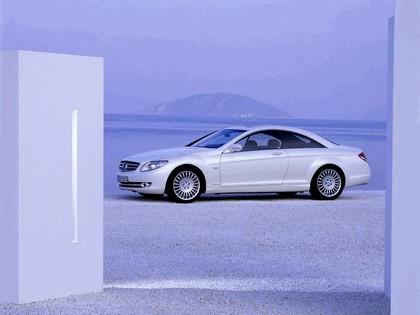 2007 Mercedes-Benz CL600 8