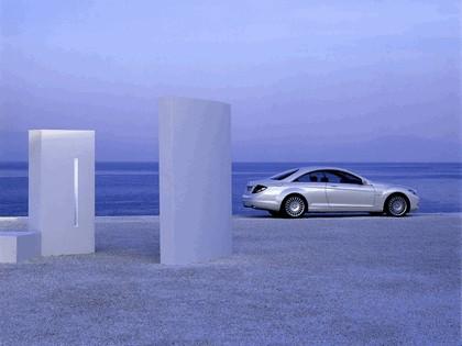 2007 Mercedes-Benz CL600 9