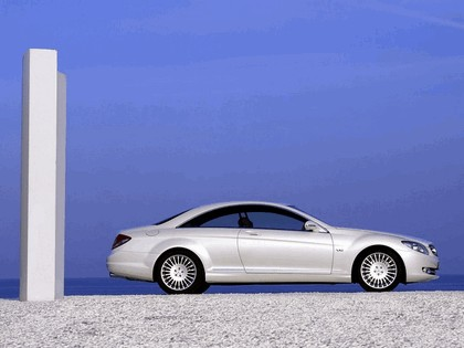 2007 Mercedes-Benz CL600 12