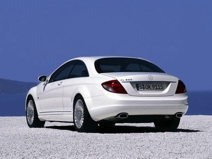2007 Mercedes-Benz CL600 13