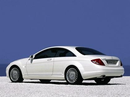 2007 Mercedes-Benz CL600 14