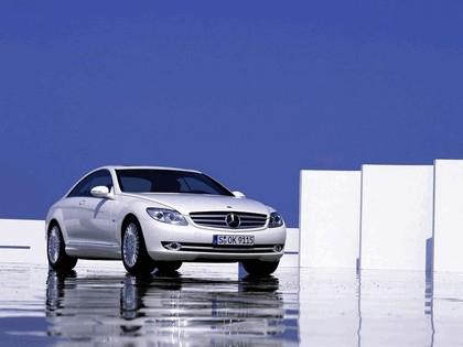 2007 Mercedes-Benz CL600 15