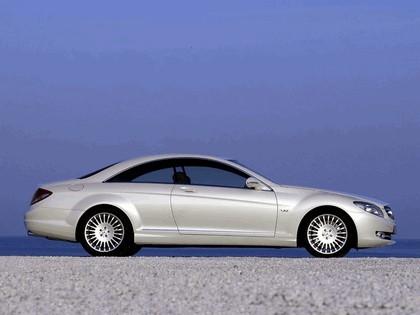 2007 Mercedes-Benz CL600 16