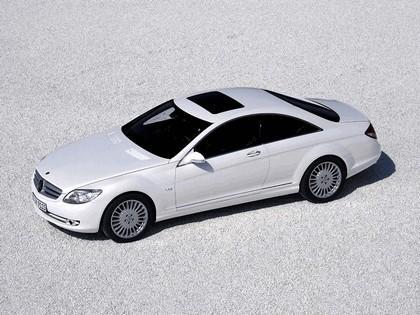 2007 Mercedes-Benz CL600 20
