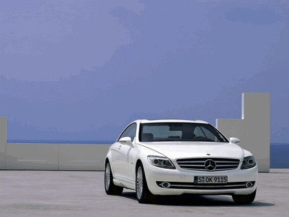 2007 Mercedes-Benz CL600 26