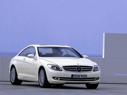 2007 Mercedes-Benz CL600 27