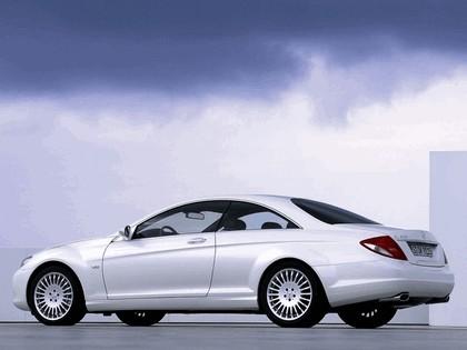 2007 Mercedes-Benz CL600 28