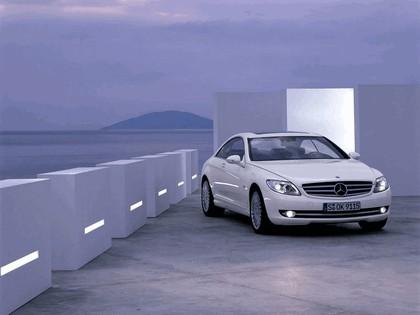 2007 Mercedes-Benz CL600 30