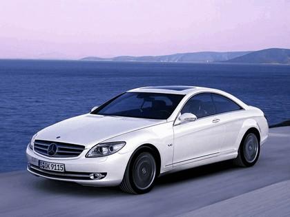 2007 Mercedes-Benz CL600 31