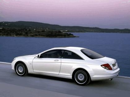 2007 Mercedes-Benz CL600 33