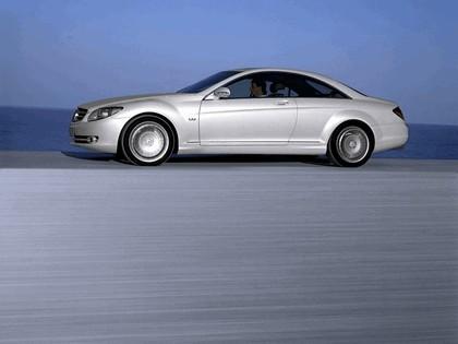 2007 Mercedes-Benz CL600 34
