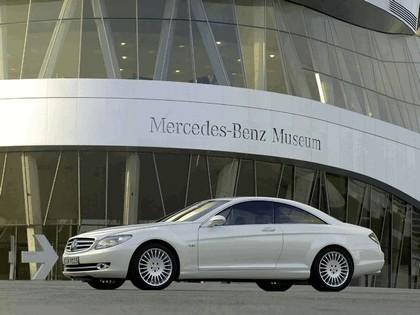 2007 Mercedes-Benz CL600 37