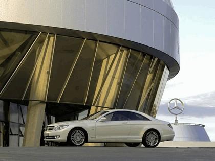 2007 Mercedes-Benz CL600 38
