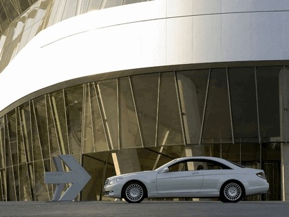 2007 Mercedes-Benz CL600 39