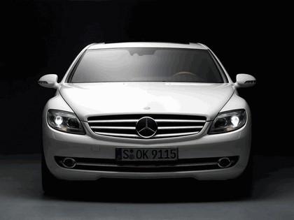 2007 Mercedes-Benz CL600 44