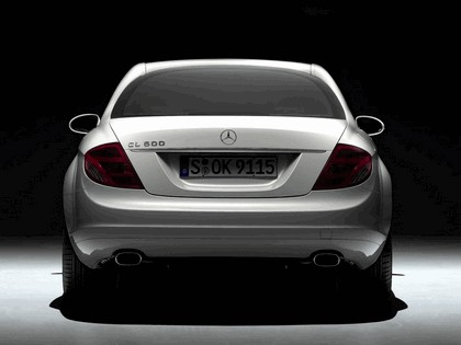 2007 Mercedes-Benz CL600 46